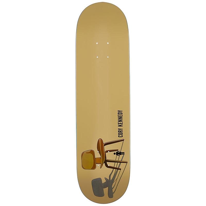 Girl Kennedy Chairs Skateboard Deck 8.25