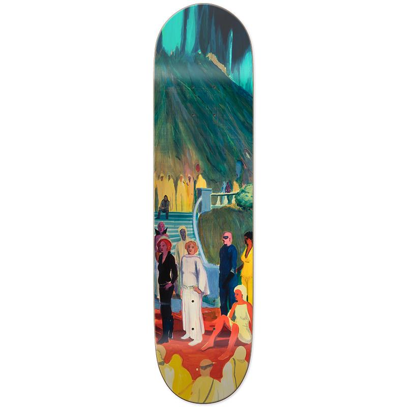 Girl Kennedy J. de Balincourt Studio Series 3 Skateboard Deck 8.25