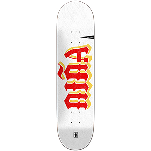 Girl Kennedy Sign Painter Skateboard Deck 8.25