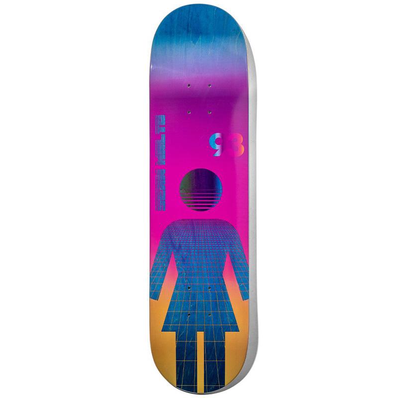 Girl Malto Future OG Skateboard Deck 8.0
