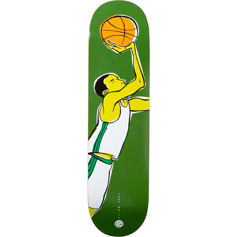 Girl Malto Jenks Basketball Skateboard Deck 8.25
