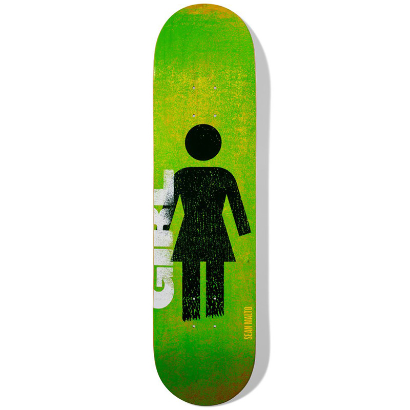 Girl Malto Roller OG Series Skateboard Deck 8.0