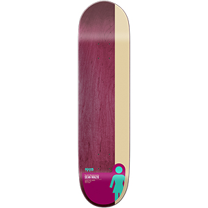 Girl Malto Tail Block Skateboard Deck 8.25