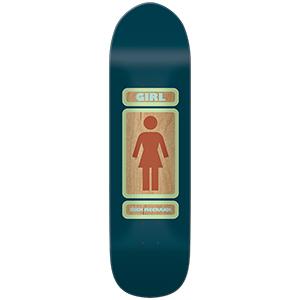 Girl McCrank 93 Til Skateboard Deck 8.25