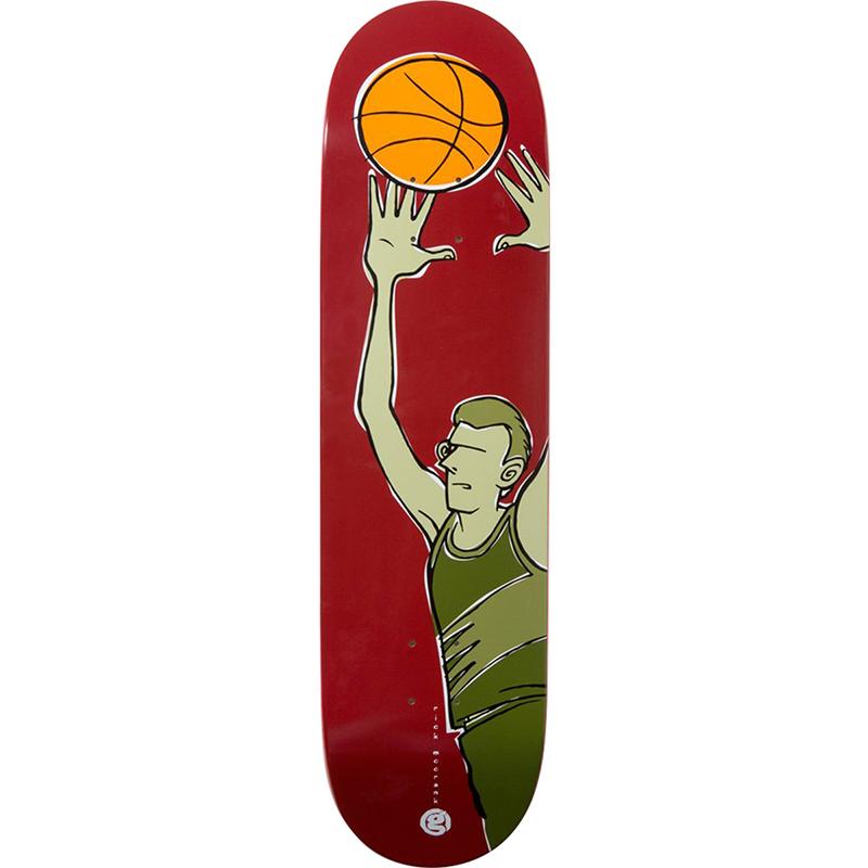 Girl Mccrank Jenks Basketball Skateboard Deck 8.375