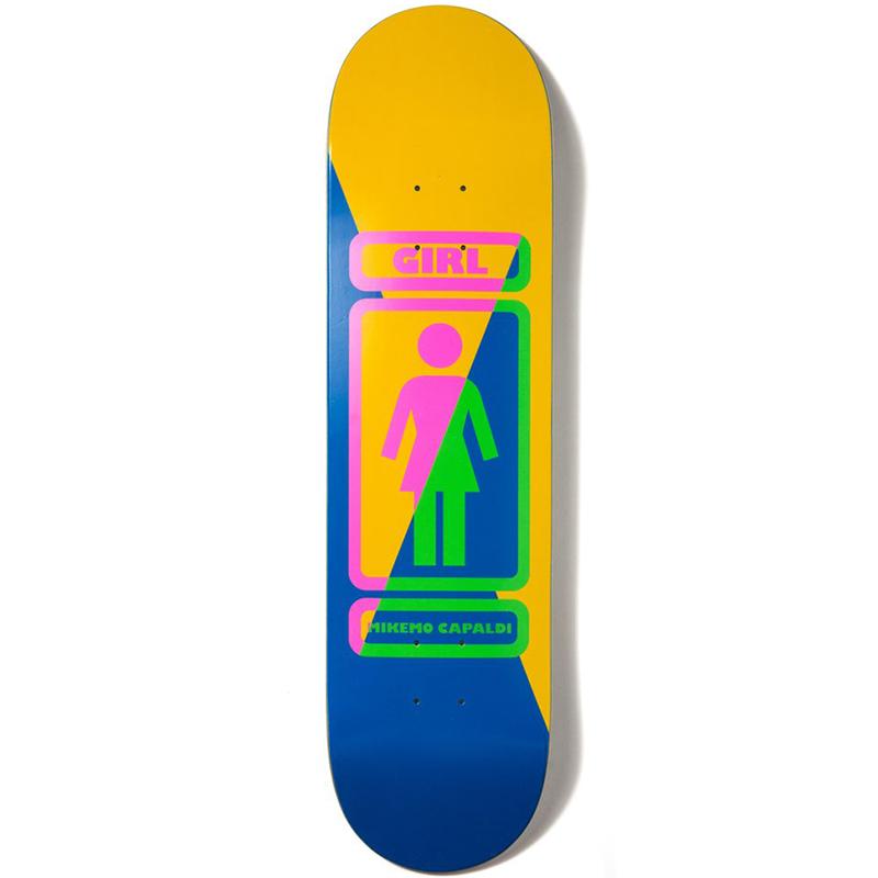 Girl Mike Mo 93 Til Skateboard Deck 8.125