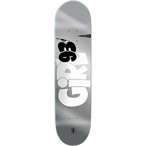 Girl Mike Mo Sign Painter Skateboard Deck 8.125