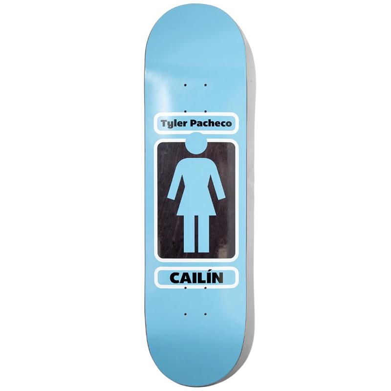 Girl Pacheco 93 Til Skateboard Deck 8.375