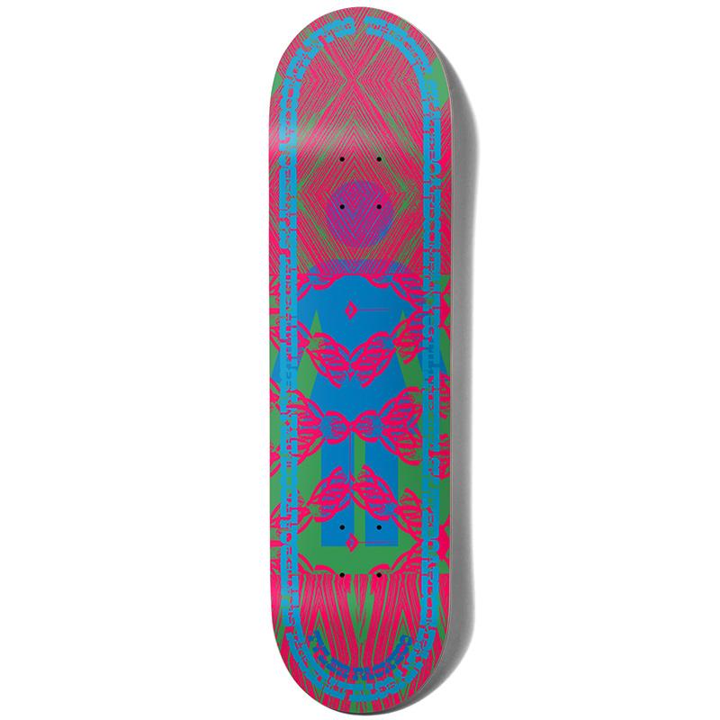 Girl Pacheco Vibration Og Skateboard Deck 8.125