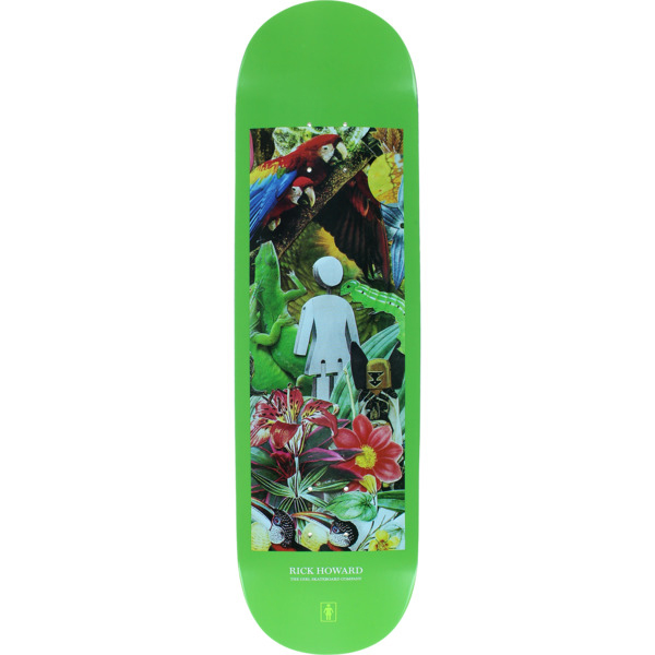 Girl Rick Howard Jungle Skateboard Deck 8.5