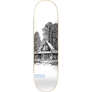 Heroin Chopper Cabin 2 Skateboard Deck 8.125