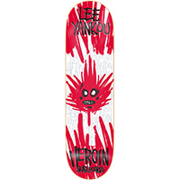 Heroin Lee Yankou Maple Skateboard Deck 8.25