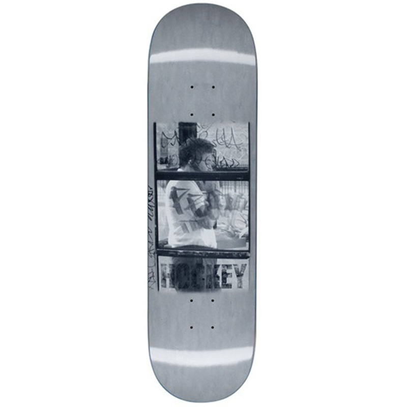Hockey Andrew Allen Phone Booth Skateboard Deck 8.3