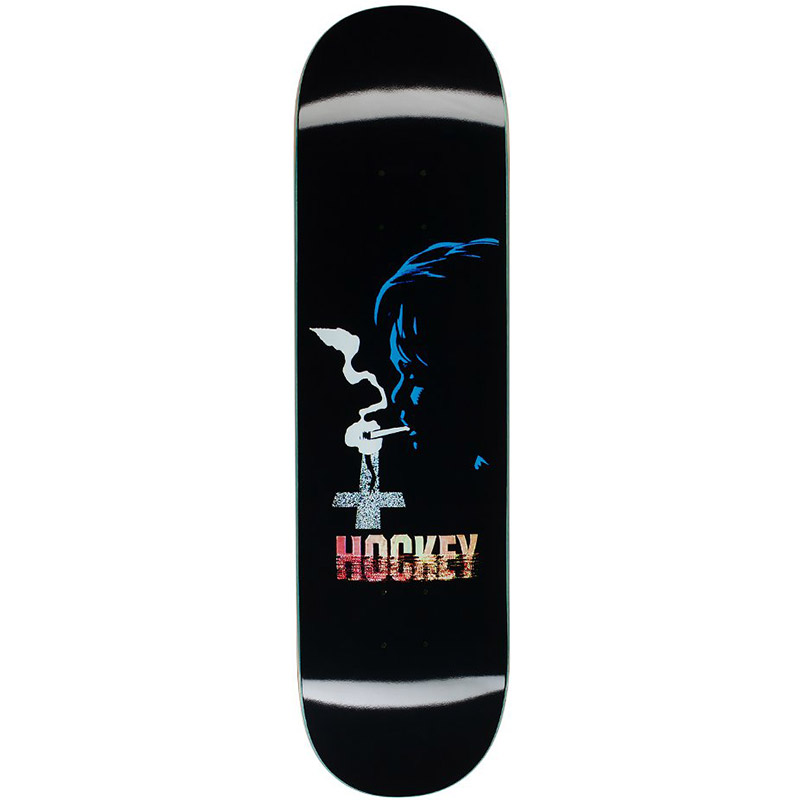 Hockey Confession Piscopo Skatebooard Deck 8.0