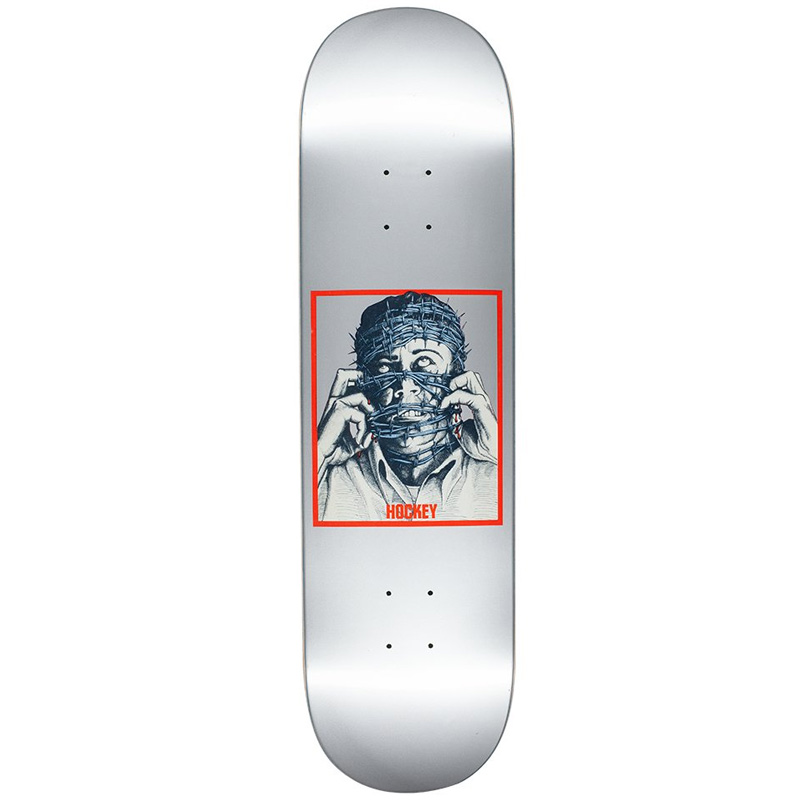 Hockey Donovon Piscopo Barbwire Skateboard Deck 8.38