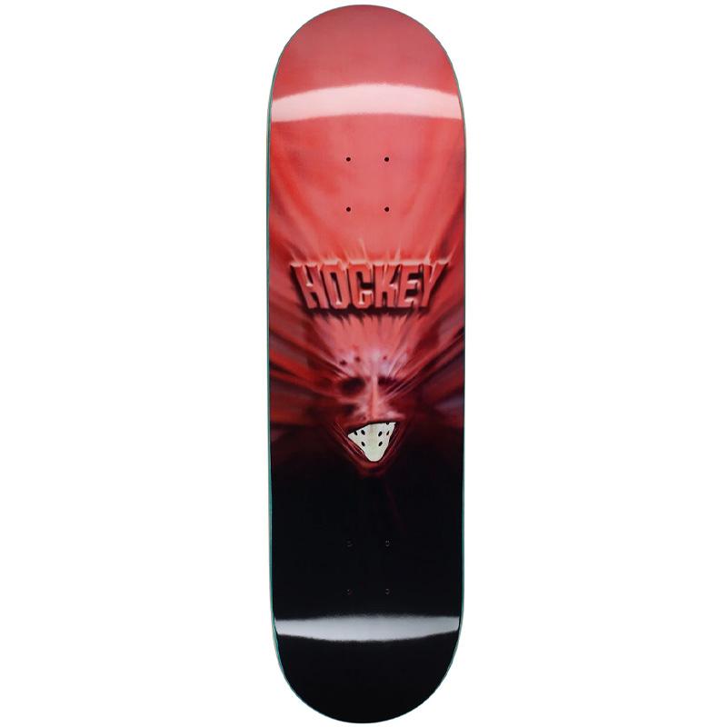 Hockey Fireball Nik Stain Skateboard Deck 8.25