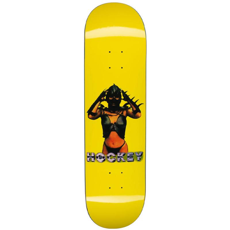 Hockey Gwendoline Donovon Piscopo Skateboard Deck 8.38