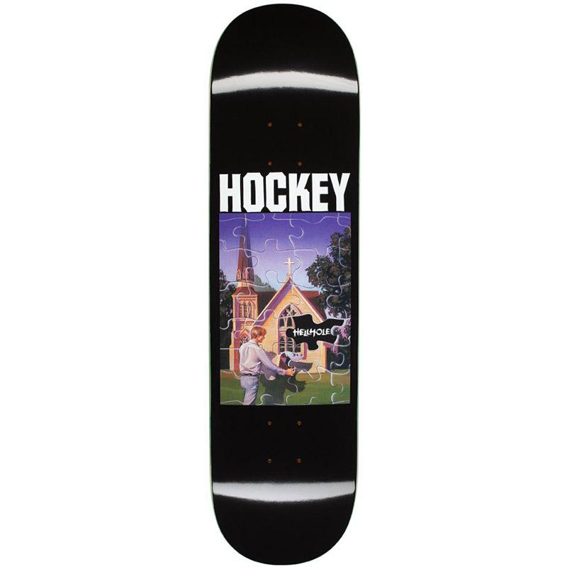 Hockey Hellhole Fitzgerald Skateboard Deck 8.5
