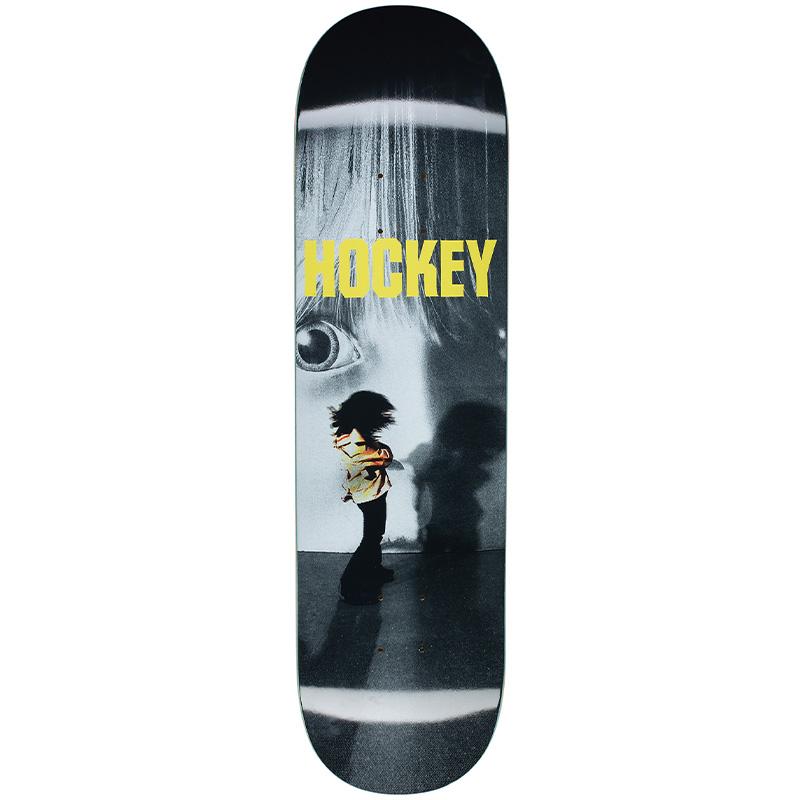 Hockey Imbalance Nik Stain Skateboard Deck 8.25
