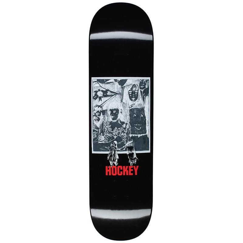 Hockey Rosie Kevin Rodrigues Skateboard Deck 8.5