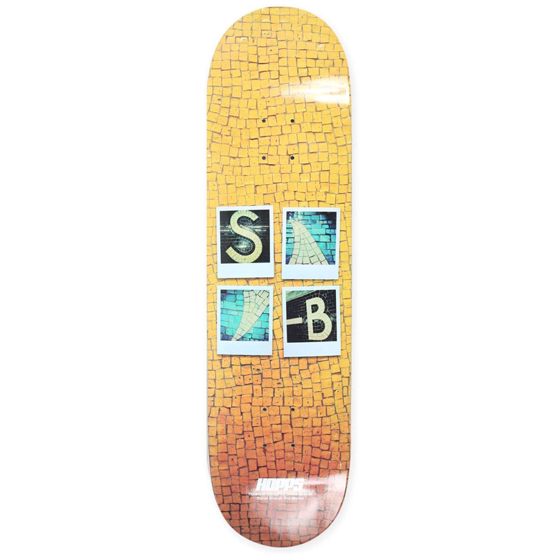 Hopps Brandi Brandi Polaroid Series Skateboard Deck 8.125
