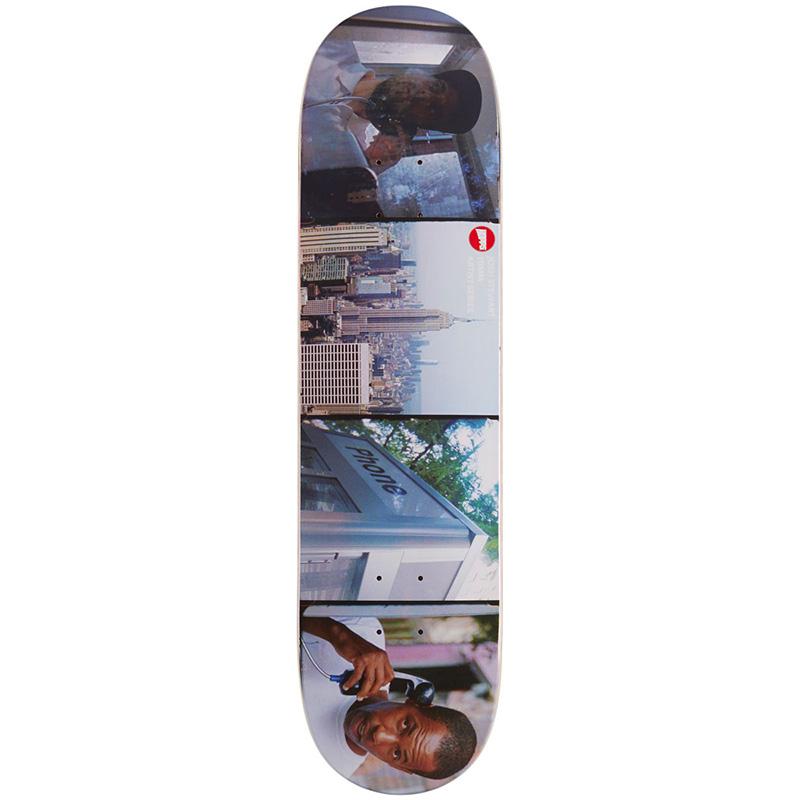Hopps Hello Stewart 16mm Skateboard Deck 8.0