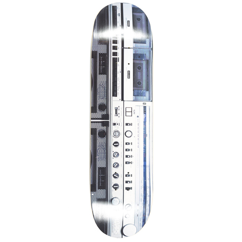 Hopps Jahmal Willams Hopps Box Skateboard Deck 8.125