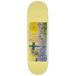 Hymn Solo Cross  Skateboard Deck 8.5