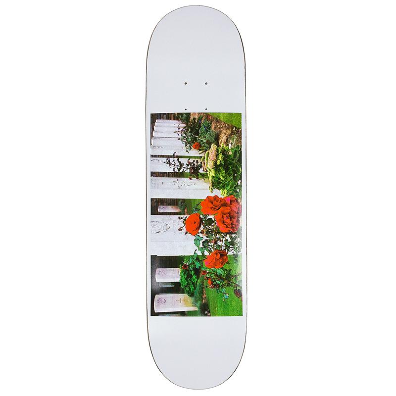 Hymn Tombstones Skateboard Deck 8.25