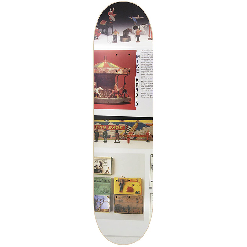 Isle Arnold Antiquities Skateboard Deck 8.25