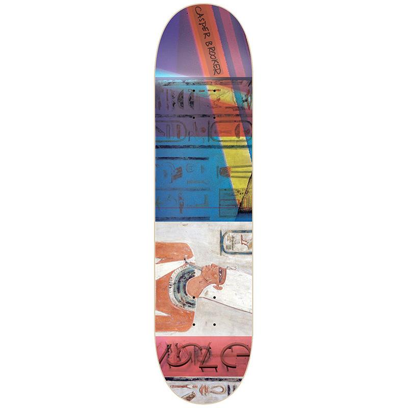 Isle Casper Alpha Process Skateboard Deck 8.25