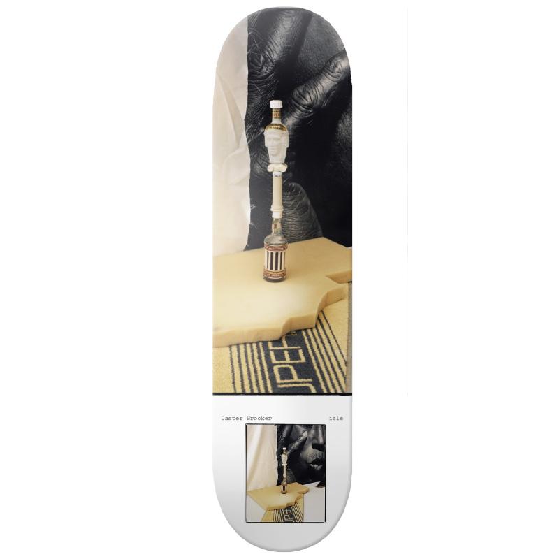 Isle Casper Brooker Milo Brennan Artist Series Skateboard Deck 8.375