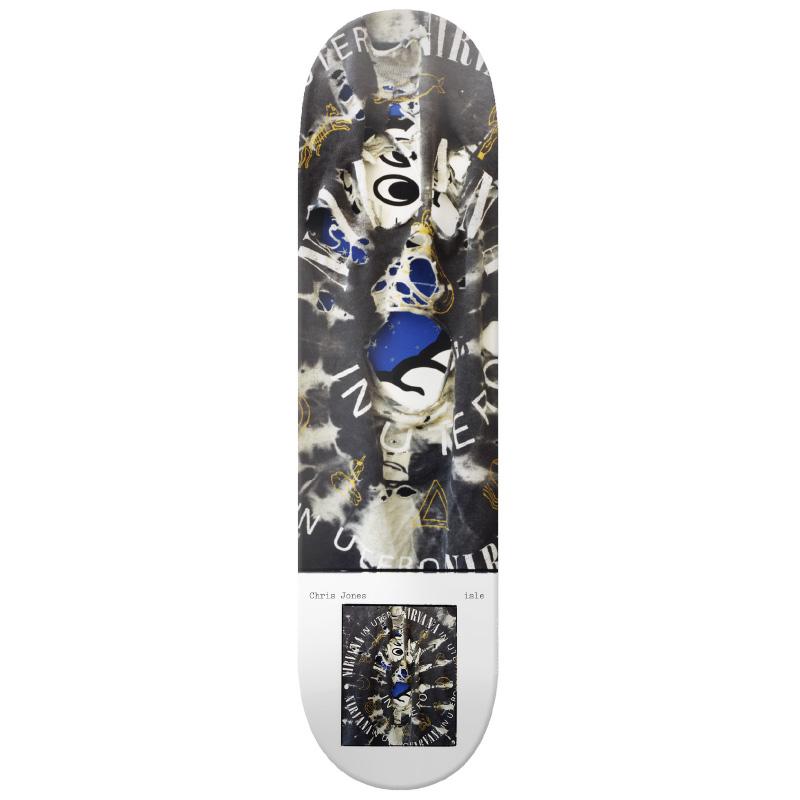 Isle Chris Jones Milo Brennan Artist Series Skateboard Deck 8.25