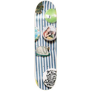 Isle Enamel Nick Jensen Skateboard Deck 8.375