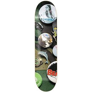 Isle Enamel Paul Shier Skateboard Deck 8.0