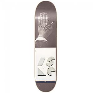 Isle Exposure Nick Jensen Skateboard Deck 8.25