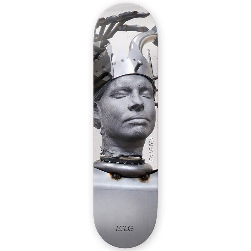 Isle Jon Nguyen Artist Series Skateboard Deck 8.125