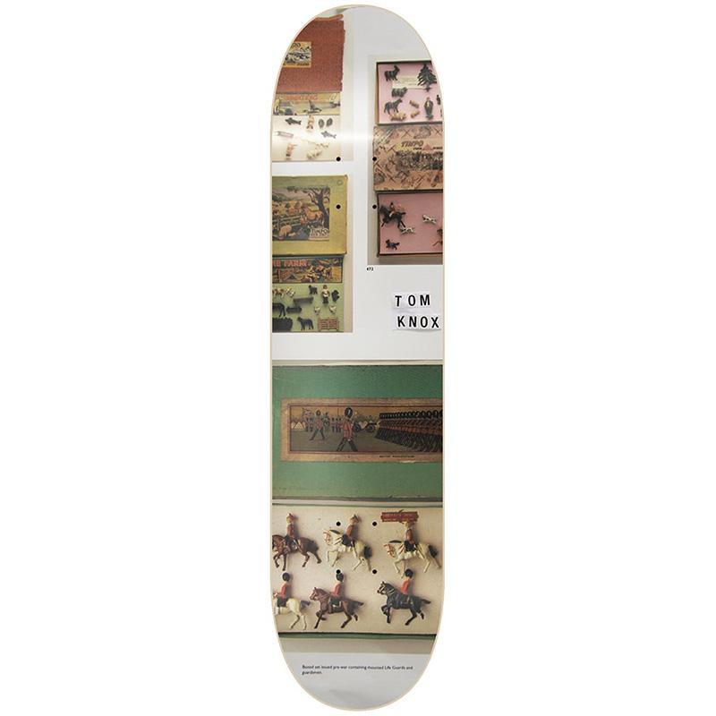 Isle Knox Antiquities Skateboard Deck 8.125