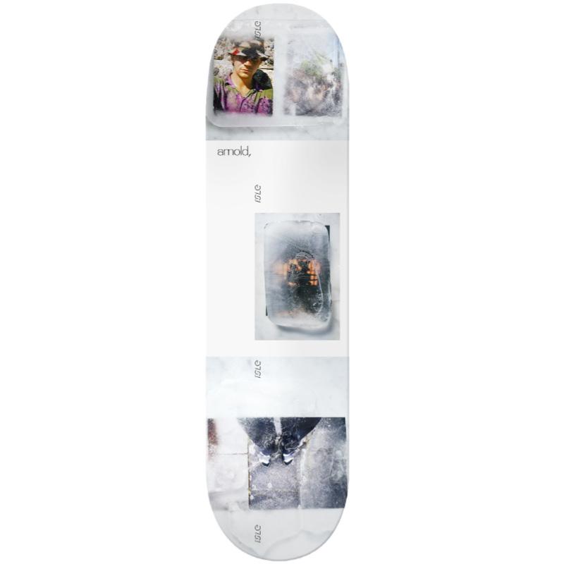 Isle Mike Arnold Freeze Series Skateboard Deck 8.25