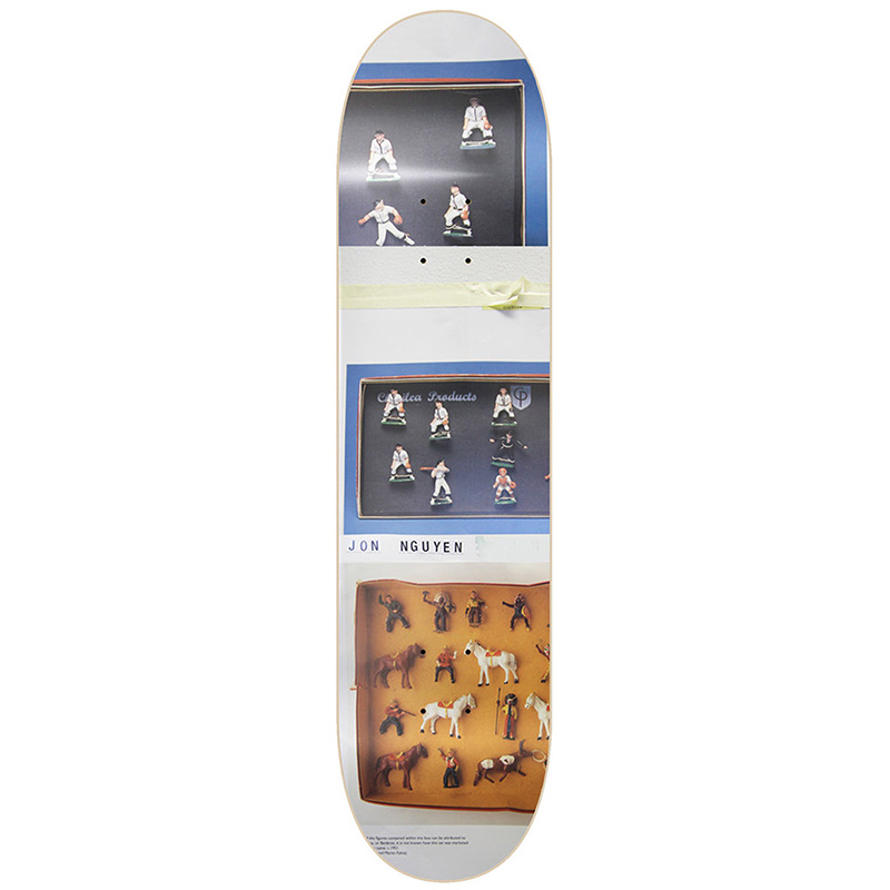 Isle Nguyen Antiquities Skateboard Deck 8.5