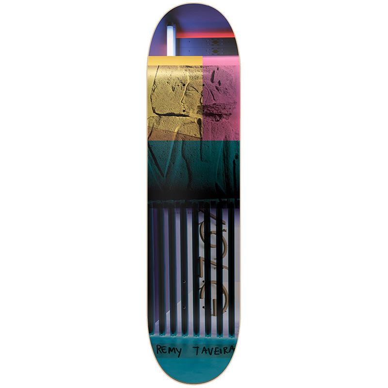 Isle Remy Alpha Process Skateboard Deck 8.25