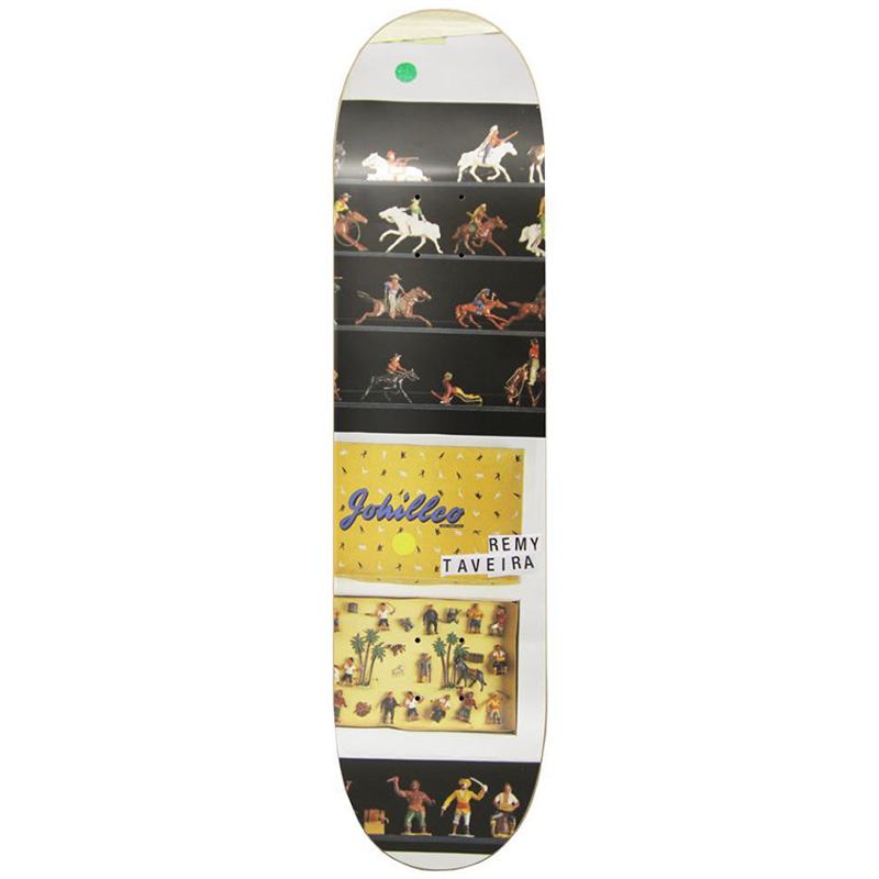 Isle Remy Antiquities Skateboard Deck 8.0