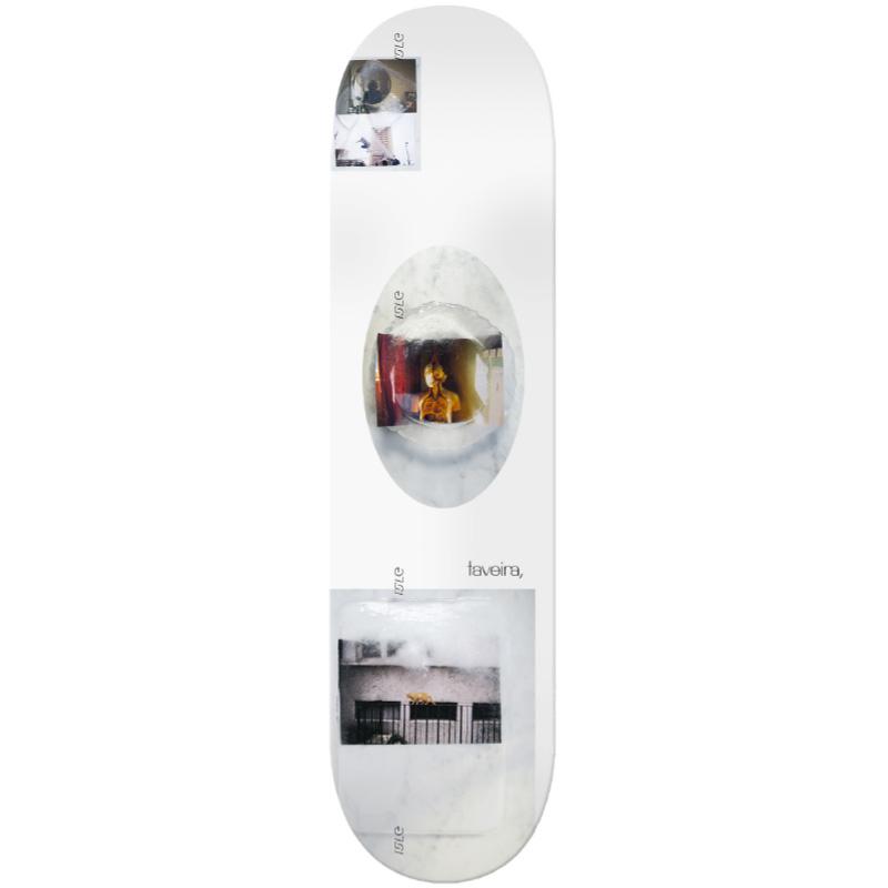 Isle Remy Tav Freeze Series Skateboard Deck 8.375
