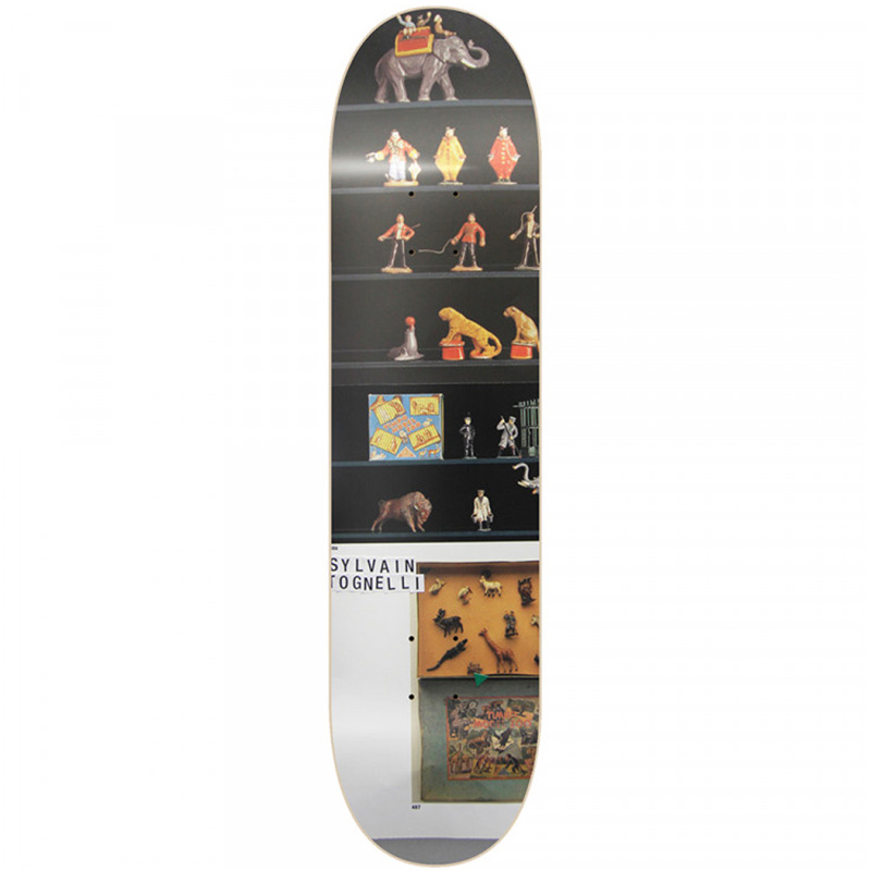 Isle Sylvain Antiquities Skateboard Deck 8.5