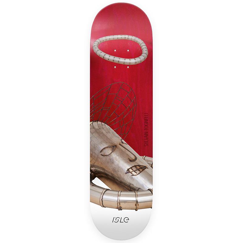 Isle Sylvain Tognelli Artist Series Skateboard Deck 8.0