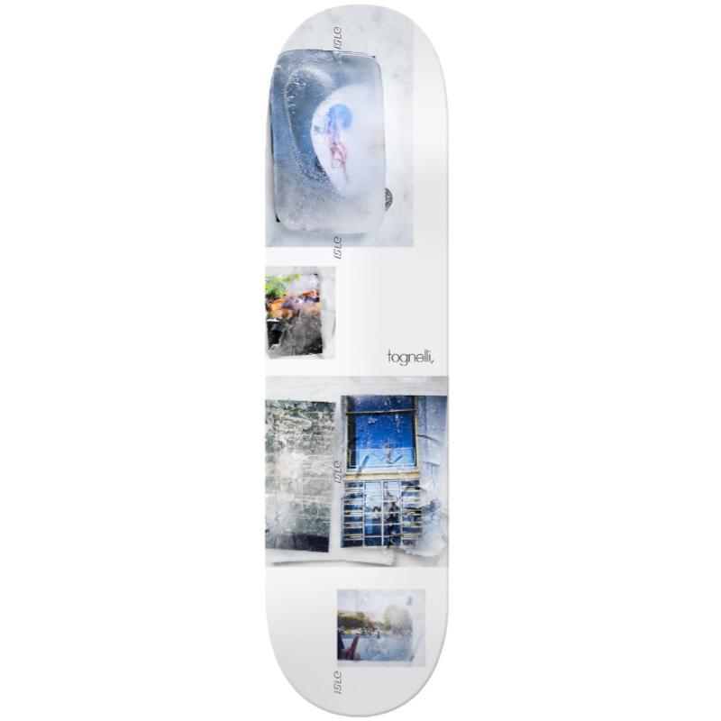 Isle Sylvain Tognelli Freeze Series Skateboard Deck 8.5