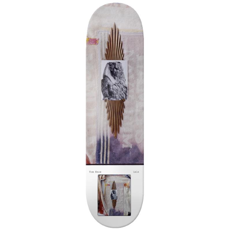 Isle Tom Knox Milo Brennan Artist Series Skateboard Deck 8.5