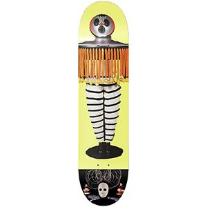 Isle Triadic Shier Skateboard Deck 8.5