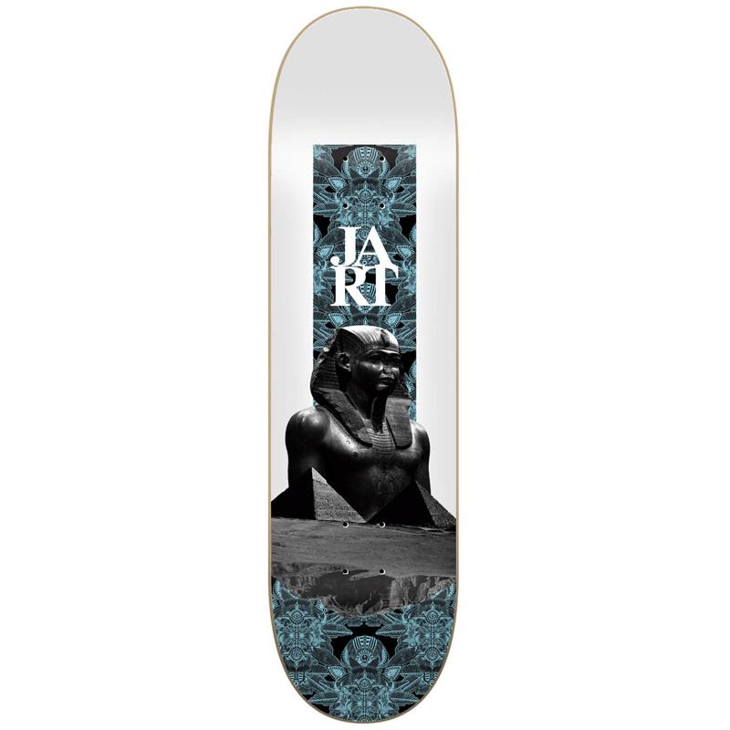 Jart Abstraction High Concave Skateboard Deck 7.87