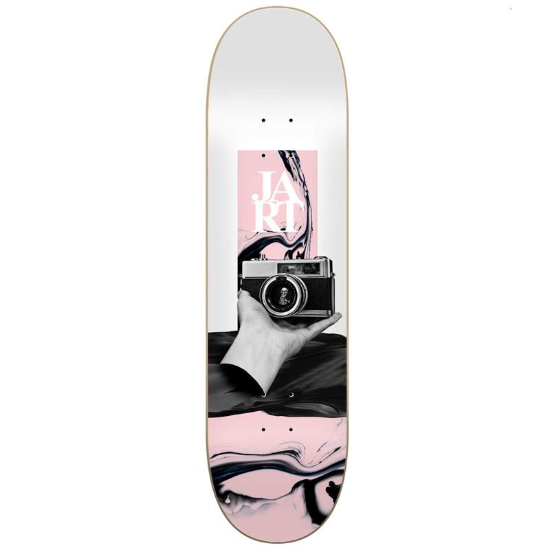 Jart Abstraction High Concave Skateboard Deck 8.125